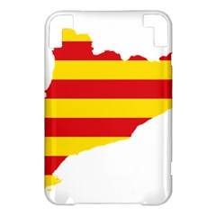 Flag Map Of Catalonia Kindle 3 Keyboard 3G