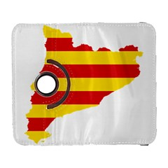 Flag Map Of Catalonia Samsung Galaxy S  III Flip 360 Case