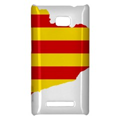Flag Map Of Catalonia HTC 8X