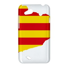 Flag Map Of Catalonia HTC Desire VC (T328D) Hardshell Case