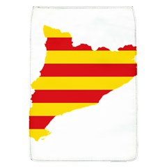 Flag Map Of Catalonia Flap Covers (L)