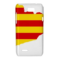 Flag Map Of Catalonia Motorola XT788