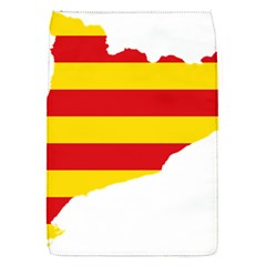 Flag Map Of Catalonia Flap Covers (S)