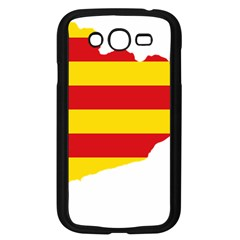 Flag Map Of Catalonia Samsung Galaxy Grand DUOS I9082 Case (Black)