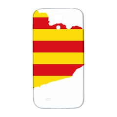 Flag Map Of Catalonia Samsung Galaxy S4 I9500/I9505  Hardshell Back Case