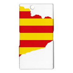 Flag Map Of Catalonia Sony Xperia Z Ultra