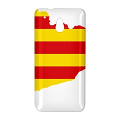 Flag Map Of Catalonia HTC One Mini (601e) M4 Hardshell Case