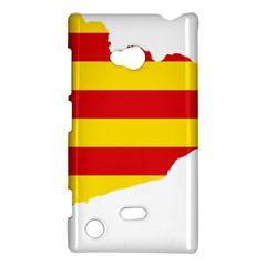 Flag Map Of Catalonia Nokia Lumia 720