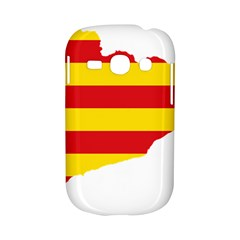 Flag Map Of Catalonia Samsung Galaxy S6810 Hardshell Case