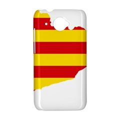 Flag Map Of Catalonia HTC Desire 601 Hardshell Case