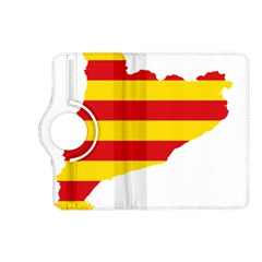 Flag Map Of Catalonia Kindle Fire HD (2013) Flip 360 Case