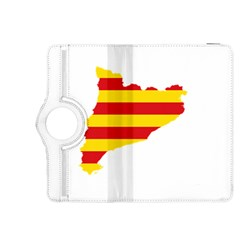 Flag Map Of Catalonia Kindle Fire HDX 8.9  Flip 360 Case