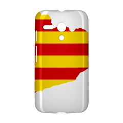 Flag Map Of Catalonia Motorola Moto G