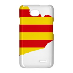 Flag Map Of Catalonia LG Optimus L70