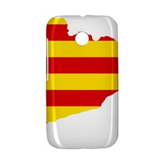 Flag Map Of Catalonia Motorola Moto E