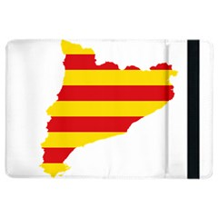 Flag Map Of Catalonia iPad Air 2 Flip