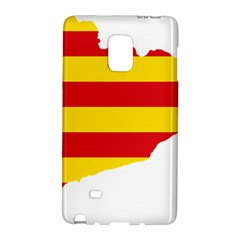 Flag Map Of Catalonia Galaxy Note Edge