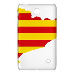Flag Map Of Catalonia Samsung Galaxy Tab 4 (7 ) Hardshell Case