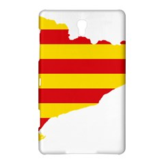 Flag Map Of Catalonia Samsung Galaxy Tab S (8.4 ) Hardshell Case