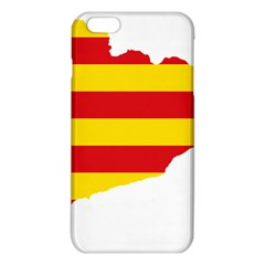 Flag Map Of Catalonia iPhone 6 Plus/6S Plus TPU Case