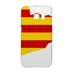 Flag Map Of Catalonia Galaxy S6 Edge