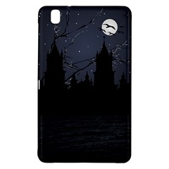 Dark Scene Illustration Samsung Galaxy Tab Pro 8.4 Hardshell Case