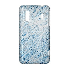 Blue pattern HTC Evo Design 4G/ Hero S Hardshell Case