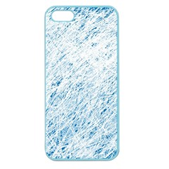 Blue pattern Apple Seamless iPhone 5 Case (Color)