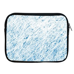 Blue pattern Apple iPad 2/3/4 Zipper Cases