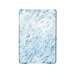 Blue pattern iPad Mini 2 Hardshell Cases