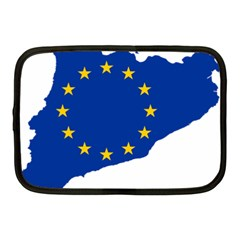 Catalonia European Union Flag Map  Netbook Case (Medium)