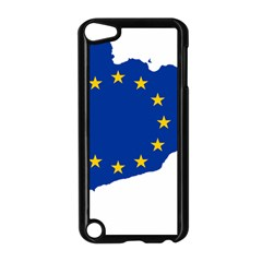 Catalonia European Union Flag Map  Apple iPod Touch 5 Case (Black)