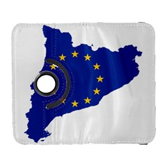 Catalonia European Union Flag Map  Samsung Galaxy S  III Flip 360 Case