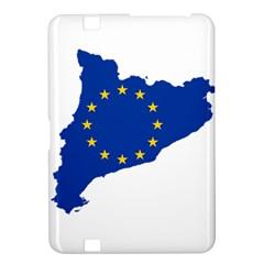 Catalonia European Union Flag Map  Kindle Fire HD 8.9