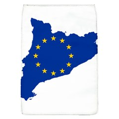 Catalonia European Union Flag Map  Flap Covers (L)