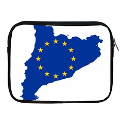 Catalonia European Union Flag Map  Apple iPad 2/3/4 Zipper Cases