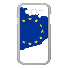 Catalonia European Union Flag Map  Samsung Galaxy Grand DUOS I9082 Case (White)