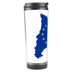 Catalonia European Union Flag Map  Travel Tumbler