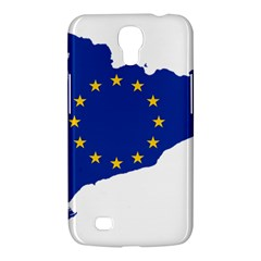 Catalonia European Union Flag Map  Samsung Galaxy Mega 6.3  I9200 Hardshell Case