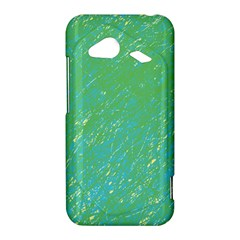 Green pattern HTC Droid Incredible 4G LTE Hardshell Case