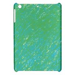 Green pattern Apple iPad Mini Hardshell Case