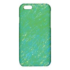 Green pattern iPhone 6/6S TPU Case