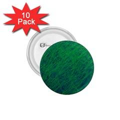 Deep green pattern 1.75  Buttons (10 pack)