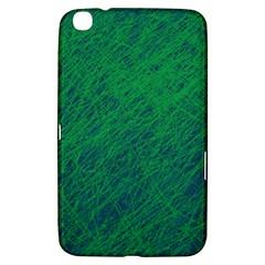 Deep green pattern Samsung Galaxy Tab 3 (8 ) T3100 Hardshell Case