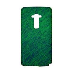 Deep green pattern LG G Flex