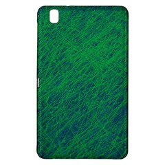 Deep green pattern Samsung Galaxy Tab Pro 8.4 Hardshell Case