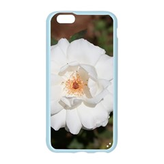 White Petal Apple Seamless iPhone 6/6S Case (Color)
