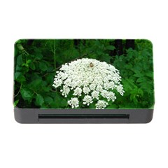 Beetle And Flower Memory Card Reader With Cf