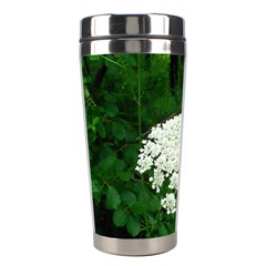 Beetle And Flower Stainless Steel Travel Tumblers
