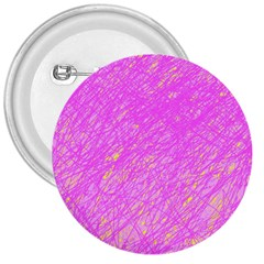 Pink pattern 3  Buttons